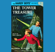 The Hardy Boys #1: The Tower Treasure Cover