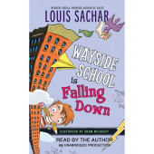 Wayside School is Falling Down Cover