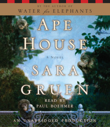 Ape House Cover