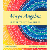 Letter to My Daughter Cover