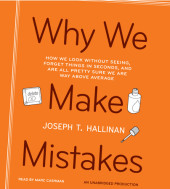 Why We Make Mistakes Cover