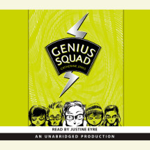 Genius Squad Cover
