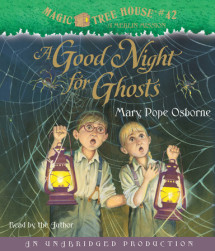 Magic Tree House #42: A Good Night for Ghosts Cover