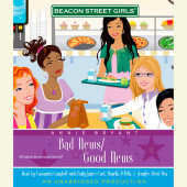 Beacon Street Girls #2: Bad News/Good News Cover