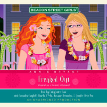 Beacon Street Girls #7: Freaked Out Cover