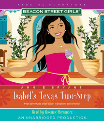 Beacon Street Girls Special Adventure: Isabel's Texas Two-Step Cover