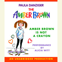 Amber Brown Is Not a Crayon Cover