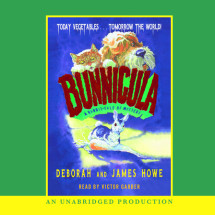 Bunnicula: Bunnicula Strikes Again! Cover