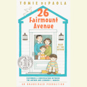 26 Fairmount Avenue: On My Way Cover