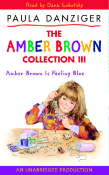 Amber Brown Is Feeling Blue Cover