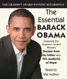 The Essential Barack Obama Cover