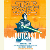 Outcast: Star Wars (Fate of the Jedi) Cover