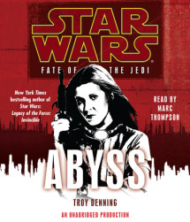 Abyss: Star Wars (Fate of the Jedi) Cover