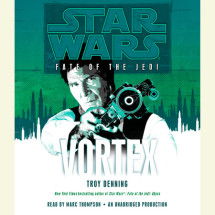 Vortex: Star Wars (Fate of the Jedi) Cover