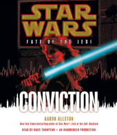 Conviction: Star Wars (Fate of the Jedi) Cover