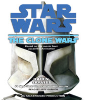 The Clone Wars: Star Wars Cover