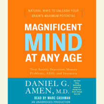 Magnificent Mind at Any Age Cover
