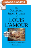 The Collected Short Stories of Louis L'Amour: Volume 7
