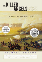 The Killer Angels: The Classic Novel of the Civil War Cover
