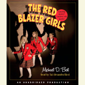 The Red Blazer Girls: The Ring of Rocamadour Cover