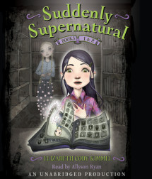 Suddenly Supernatural Books 1 and 2 Cover