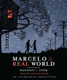 Marcelo in the Real World Cover