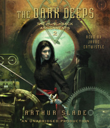 The Dark Deeps: The Hunchback Assignments 2 Cover