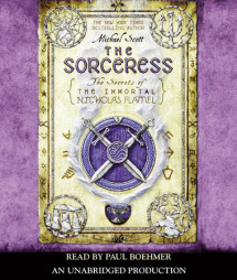 The Sorceress Cover