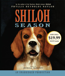 Shiloh Season Cover