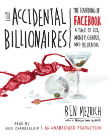 The Accidental Billionaires Cover