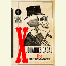 Johannes Cabal The Necromancer Cover
