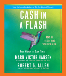 Cash in a Flash Cover