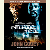 The Taking of Pelham 123 Cover