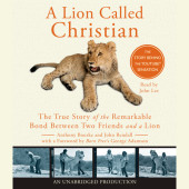 A Lion Called Christian Cover