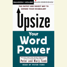 Upsize Your Word Power Cover