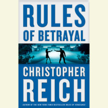 Rules of Betrayal Cover