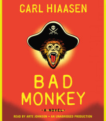 Bad Monkey Cover
