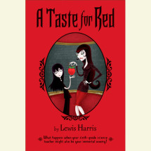 A Taste for Red Cover
