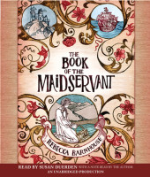 The Book of the Maidservant Cover