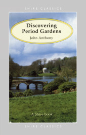 Discovering Period Gardens Cover