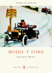 The Model T Ford Cover