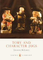 Toby and Character Jugs Cover