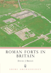 Roman Forts in Britain Cover