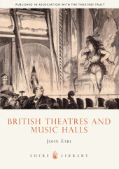 British Theatres and Music Halls Cover
