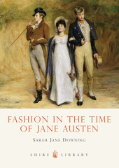 Fashion in the Time of Jane Austen Cover