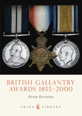 British Gallantry Awards, 1855-2000 Cover