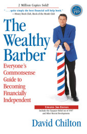 The Wealthy Barber, Updated 3rd Edition Cover