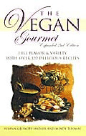 The Vegan Gourmet Cover