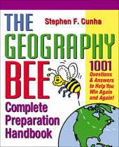 The Geography Bee Complete Preparation Handbook Cover