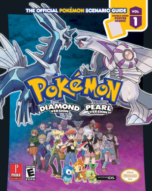 Pokemon- Battle Frontier & Diamond and Pearl